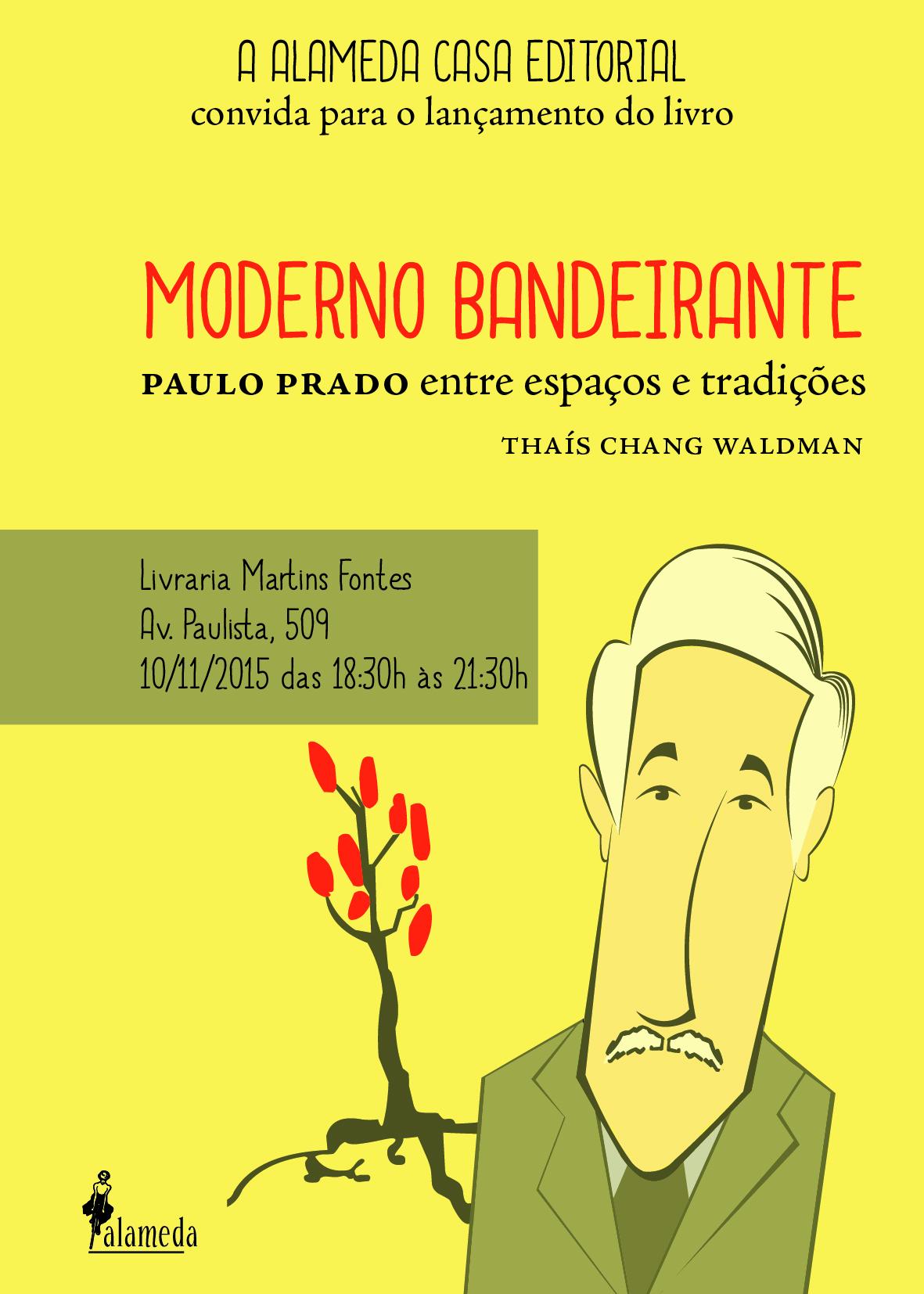 Moderno Bandeirante_convite