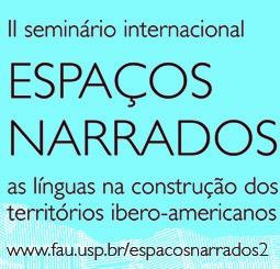 Espaços Narrados: as línguas na construção dos territórios ibero-americanos