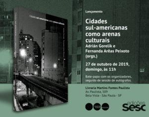 Cidades sul-americanas como arenas culturais