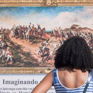 """Curso """"Passados Imaginados"""", no Museu Paulista da USP"""